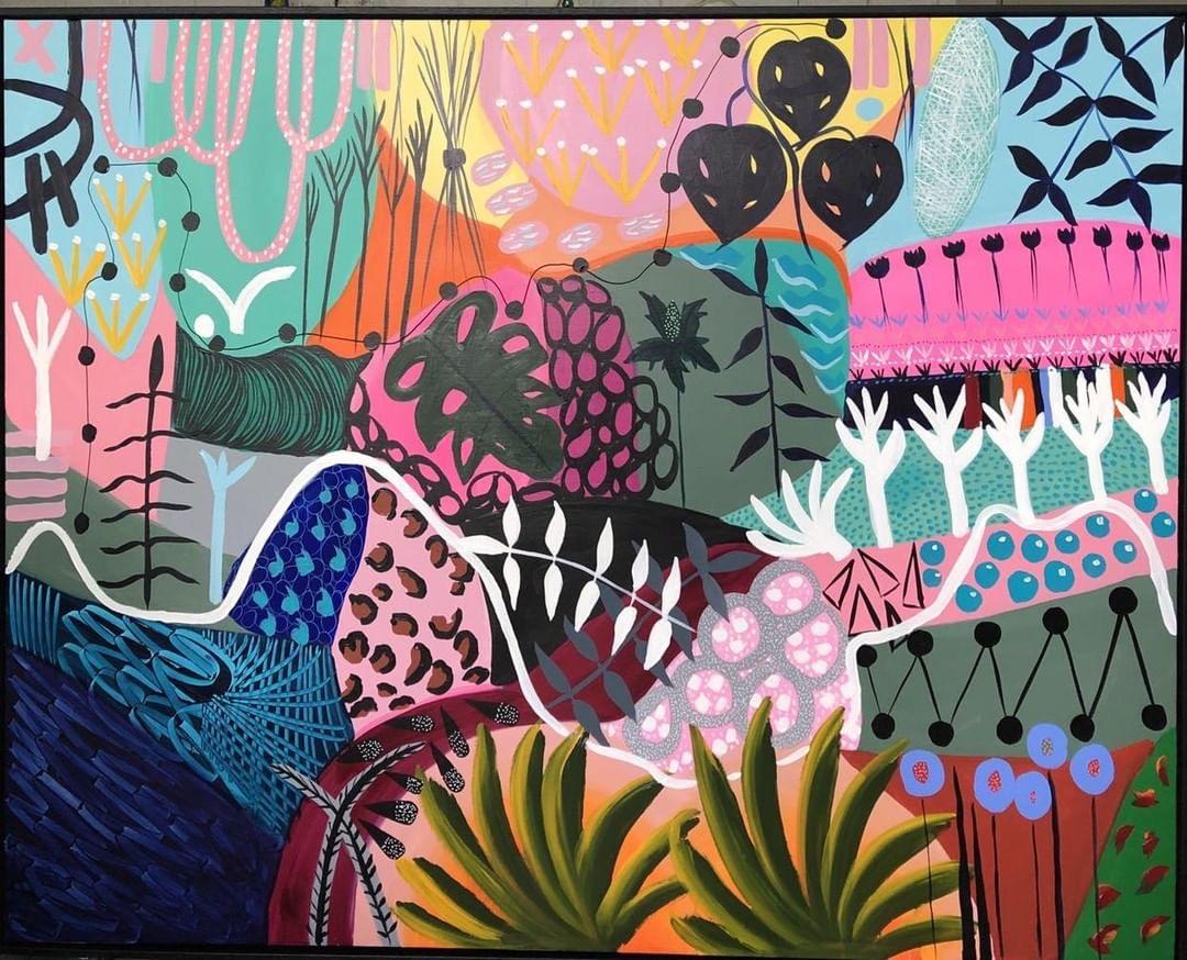 Joan Blond - A Special Sydney Sunset - $2800