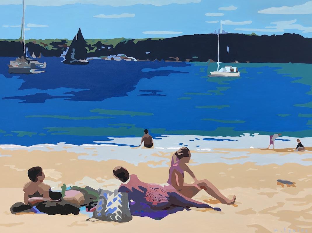 Monique Tyacke  'Saturday Sun' $1800