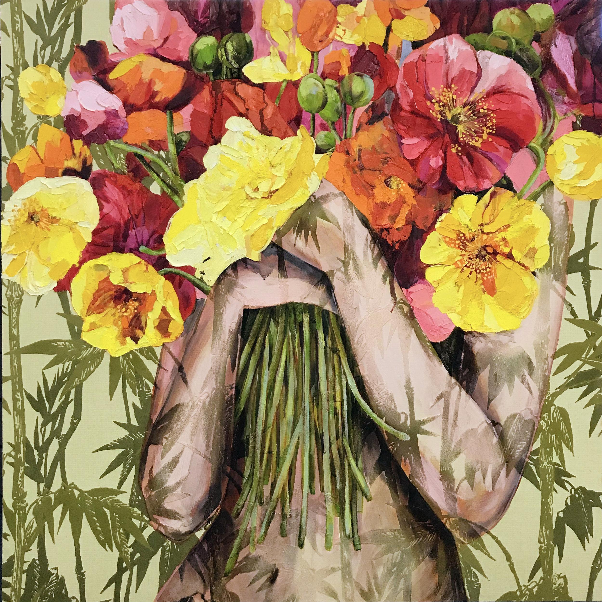 Jessica Watts  'Afternoon Splendour' $4500