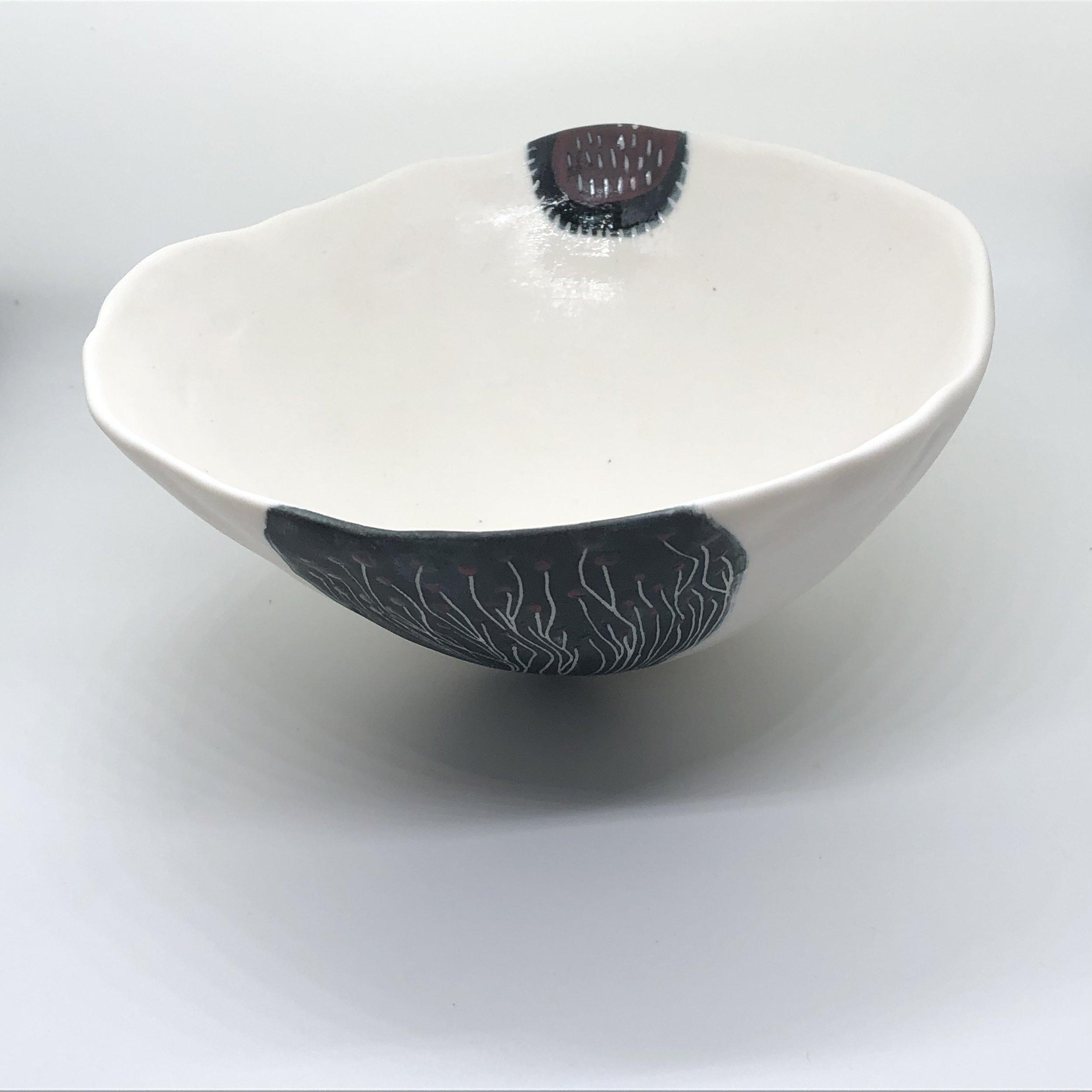 Tracy Dickason 'Nature's Way Bowl I' $165