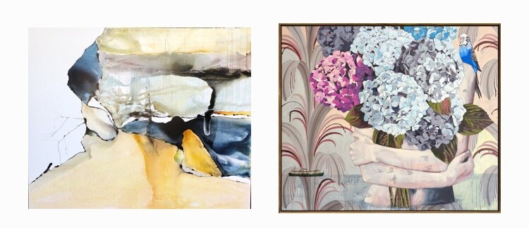 go big or go home - A Duo showFiona Chandler & Jessica WattsWhen: 15th August - 8th September 2019Times: Thursday - Saturday 10am - 4pm & Sunday 9am - 12pmLocation: Sydney Road Gallery, 563 Sydney Road, Seaforth, NSW, 2092Download Print Catalogue