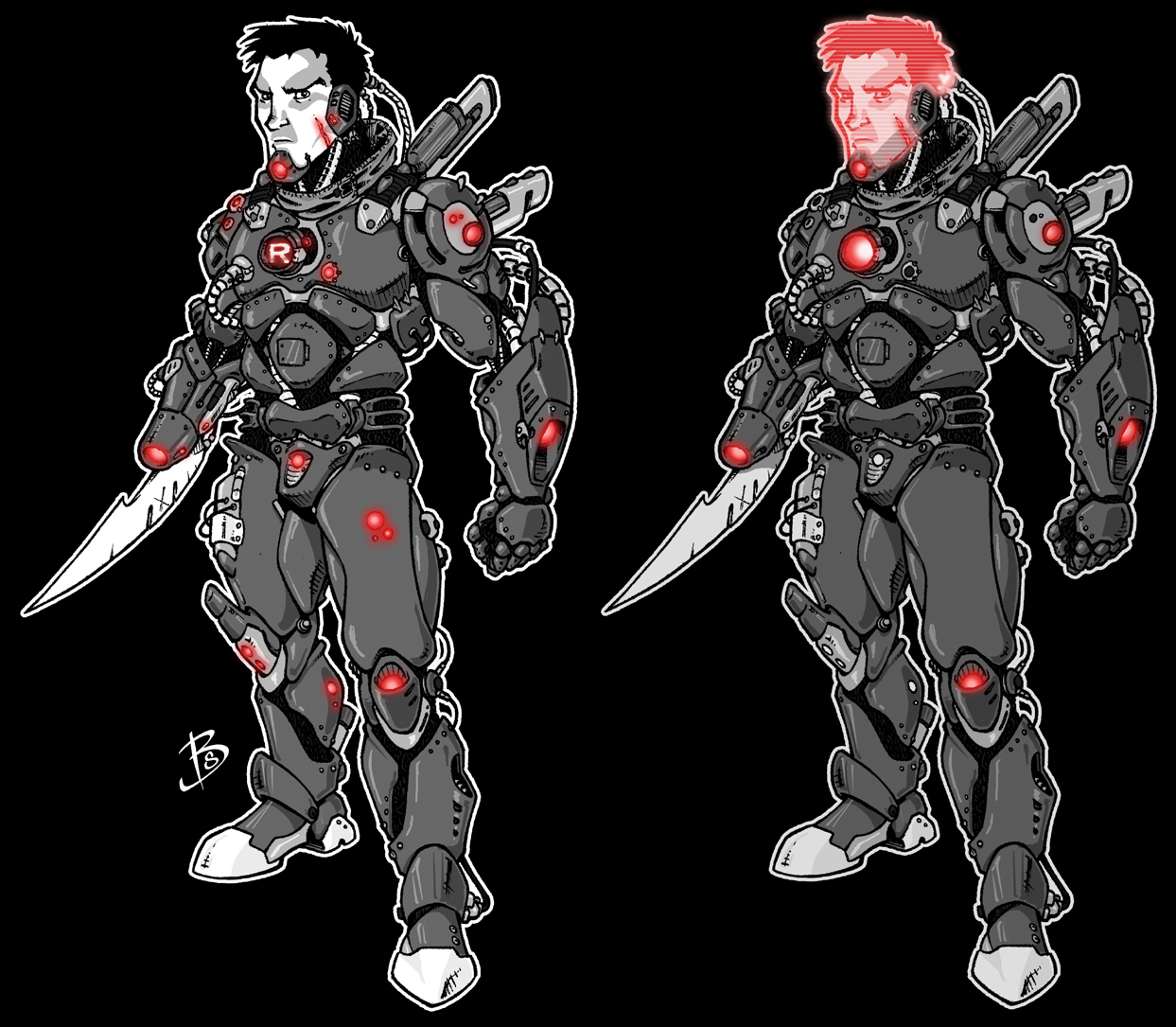 Cyborg for Rampage Network