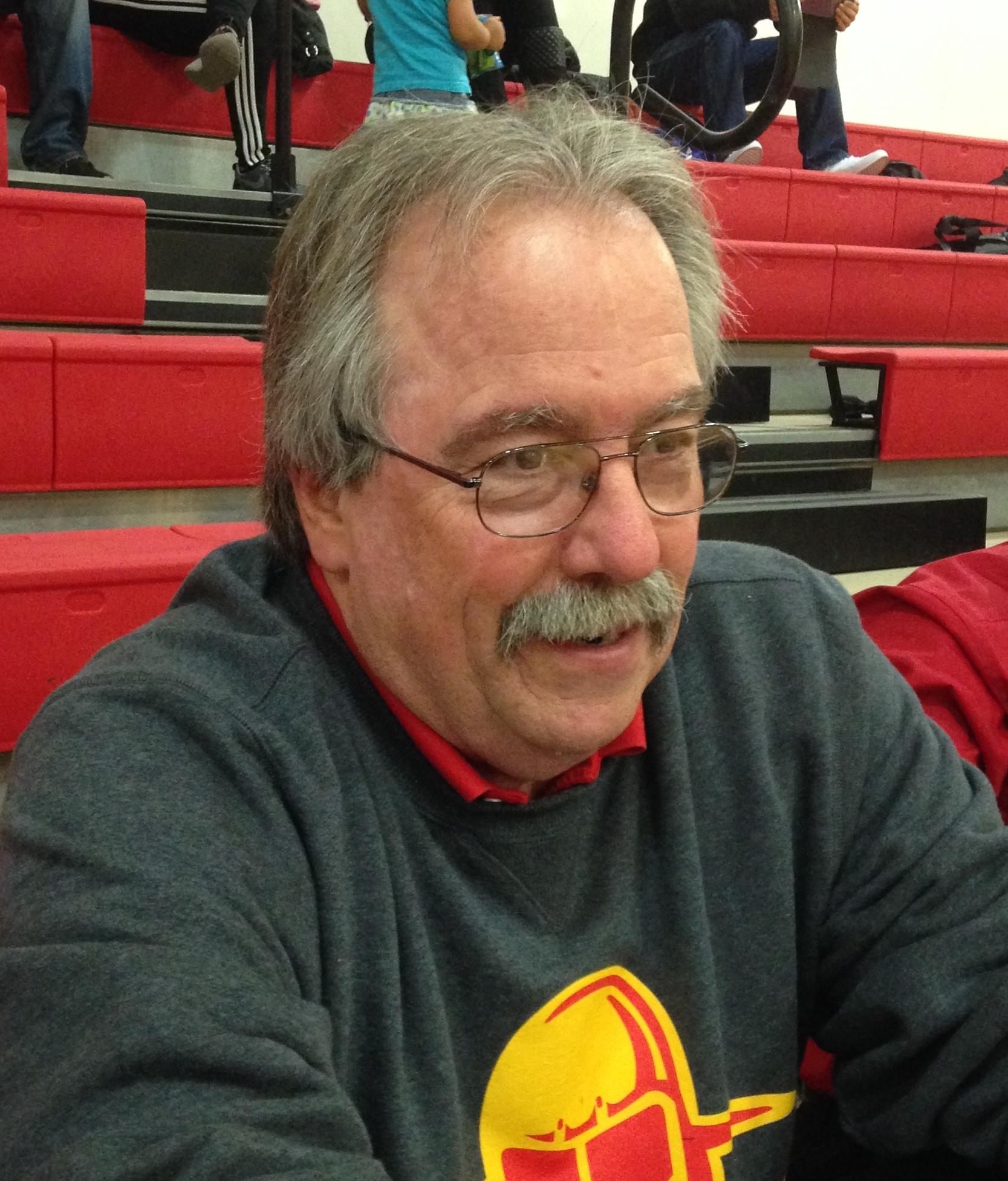 Sal Genovese - Announcer - serving since 1992