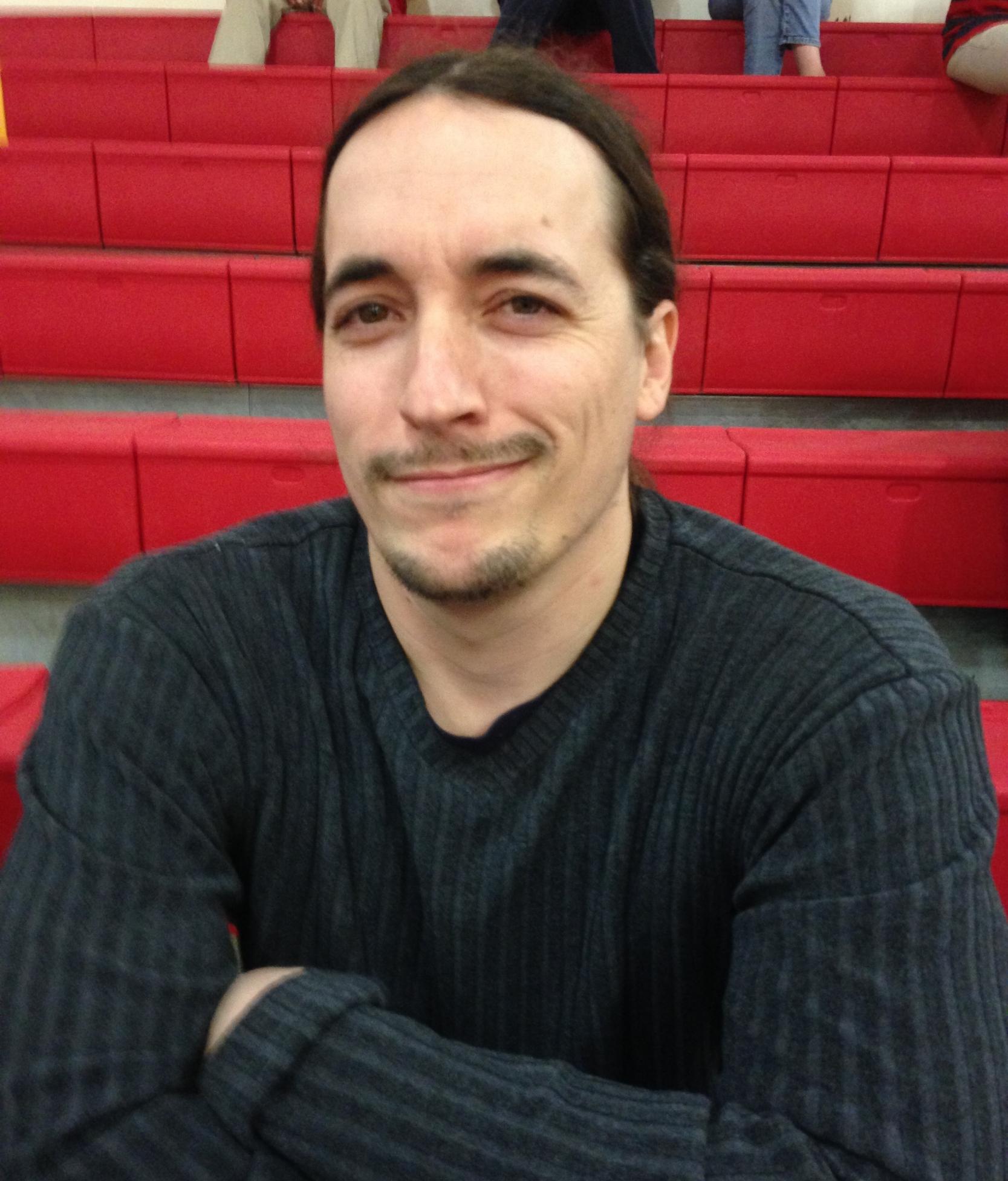 Carey Parker - Scoreboard Technician - serving since 2008