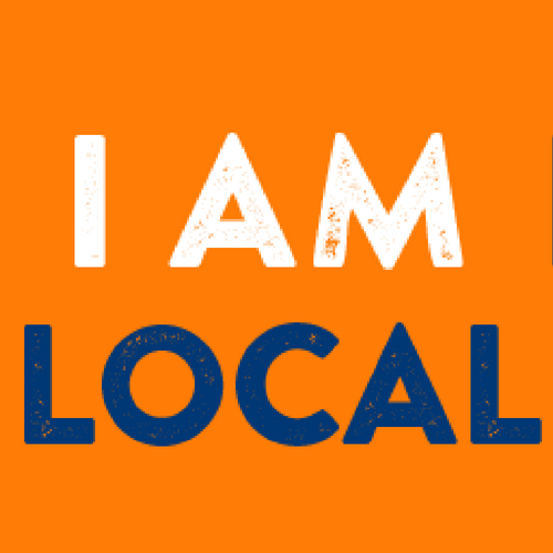 I Am Local logo