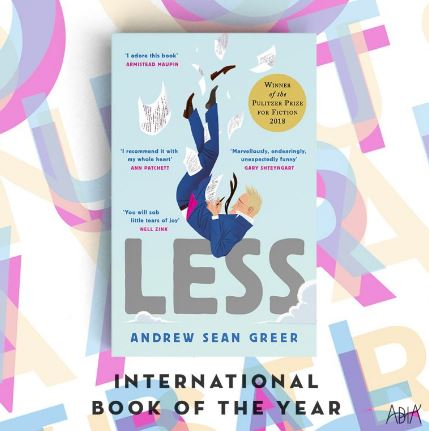 International Book of the Year   Less by Andrew Sean Greer