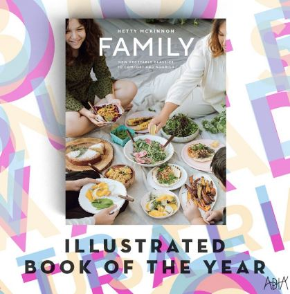 Illustrated Book of the Year   Family by Hetty McKinnon