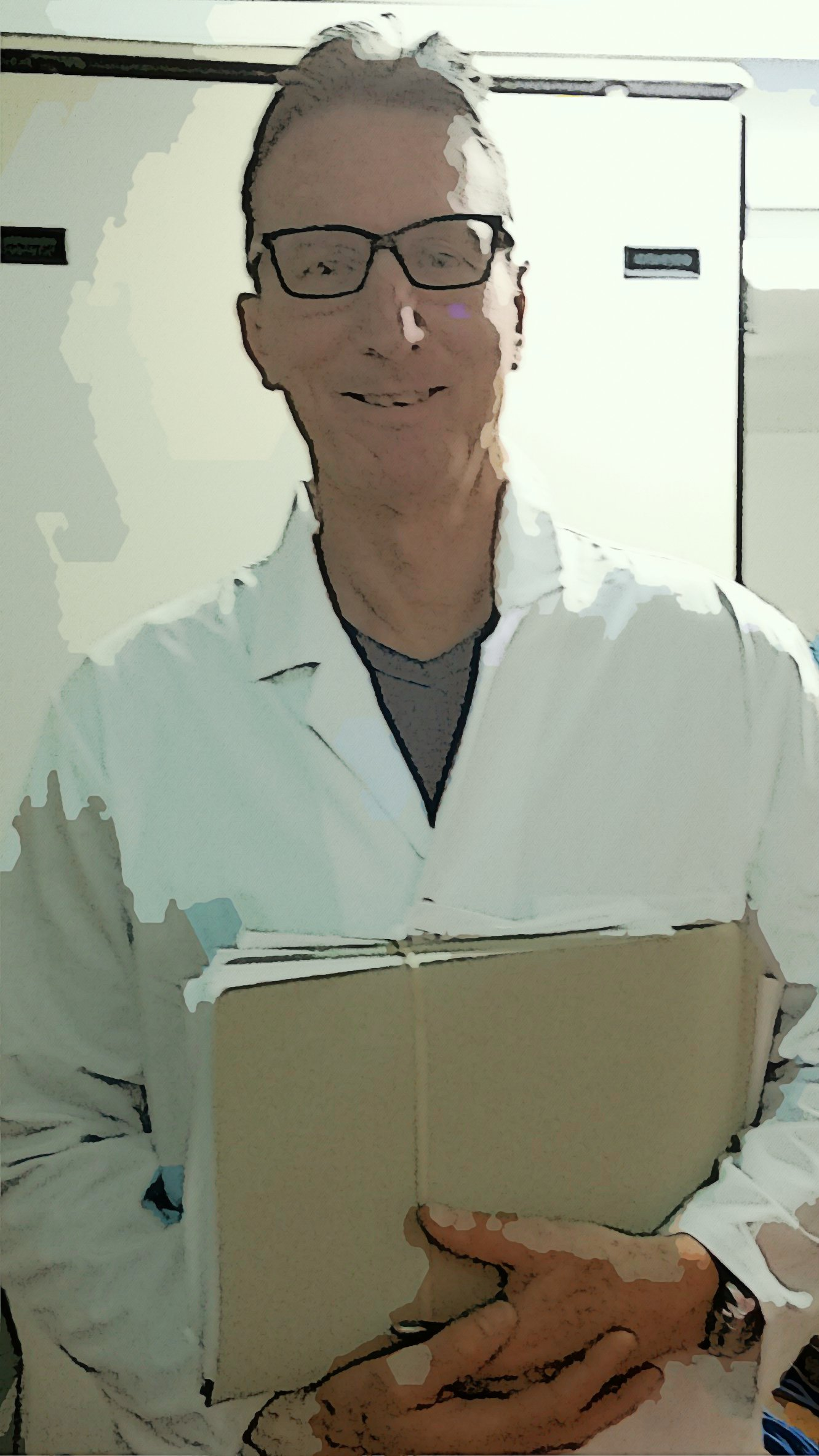 Paul Whyte  Gel Works Managing Director and chemist