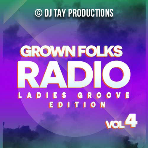 Grown Folks Radio Vol. 4 - Featuring Mtume, Debarge, Prince, Brandy, Charlie Wilson, Luther Vandross, Al B Sure, Shabba Ranks, Isley Brothers & more.
