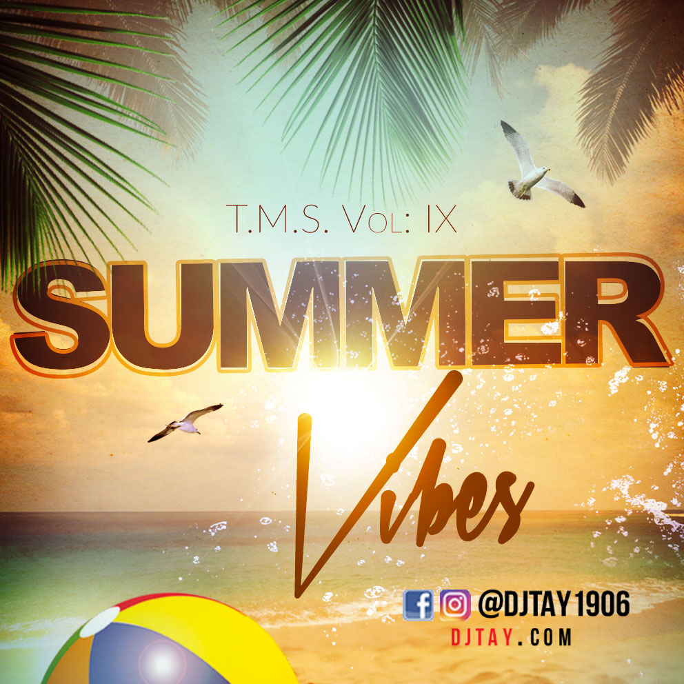 Summer Vibes (Clean) Mix - TMS Radio IX - Featuring music from Beyonce, Rihanna, YG, SZA, Lil Baby, Lil Nas X, Lloyd, Gunna and many more.