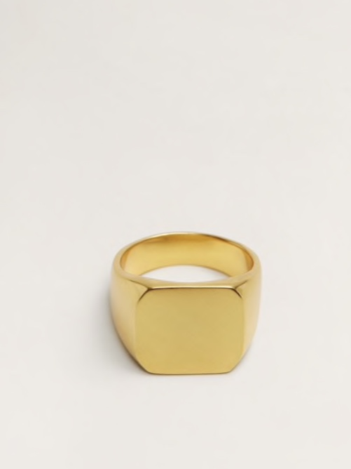 Mango Seal RIng (£19.99)