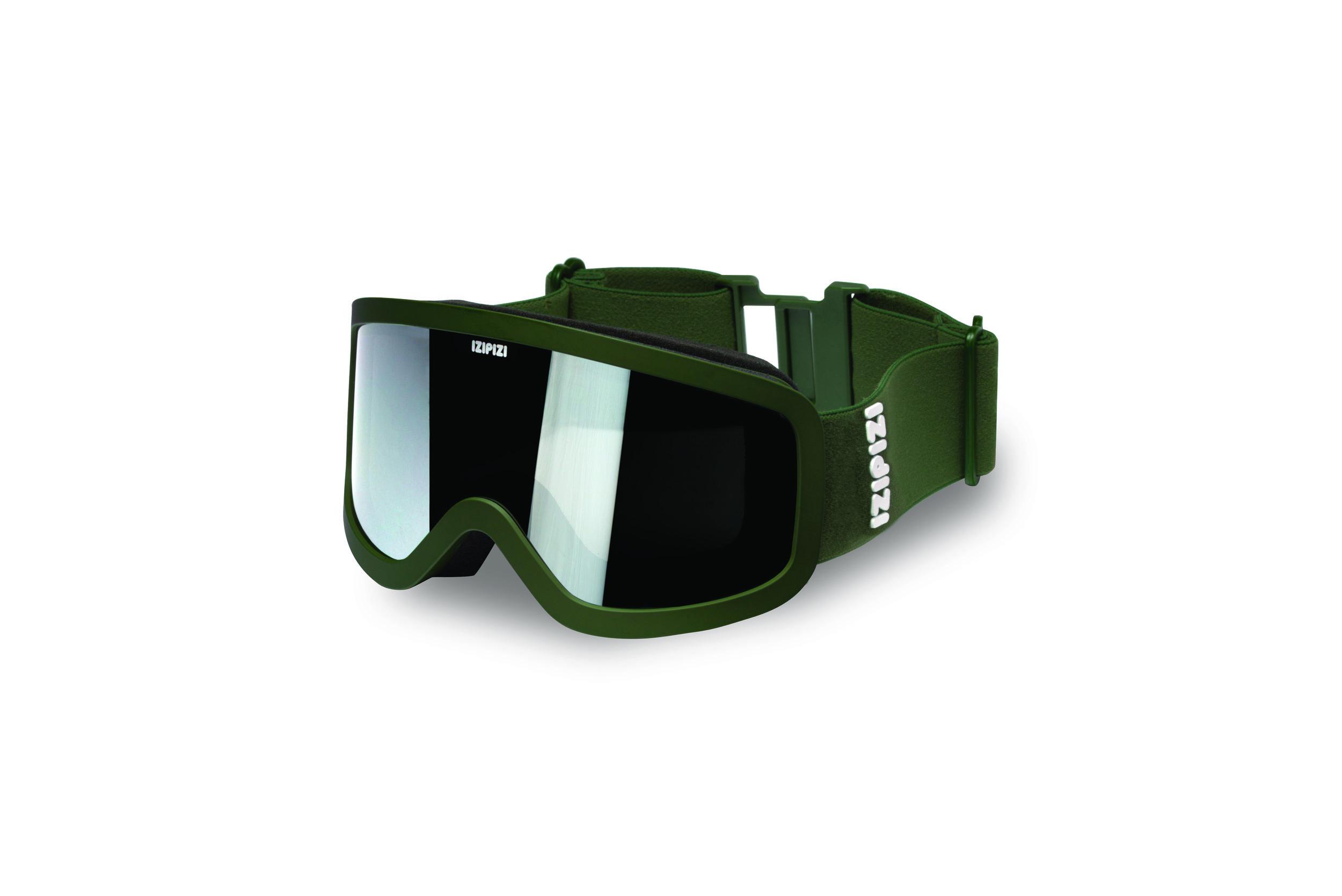 #Sun Snow Kaki Green