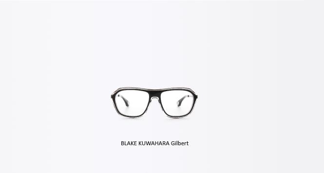 GIbert sunglasses from Blake Kuwahara