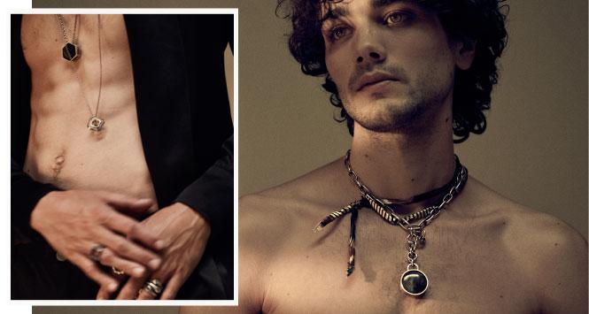 M.cohen necklace