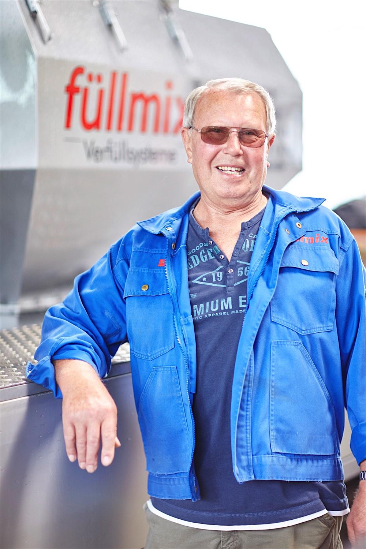 Eduard Regetz - Verfüllmeister