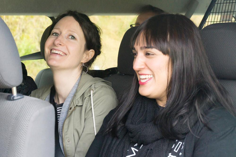 Kate & Shirin