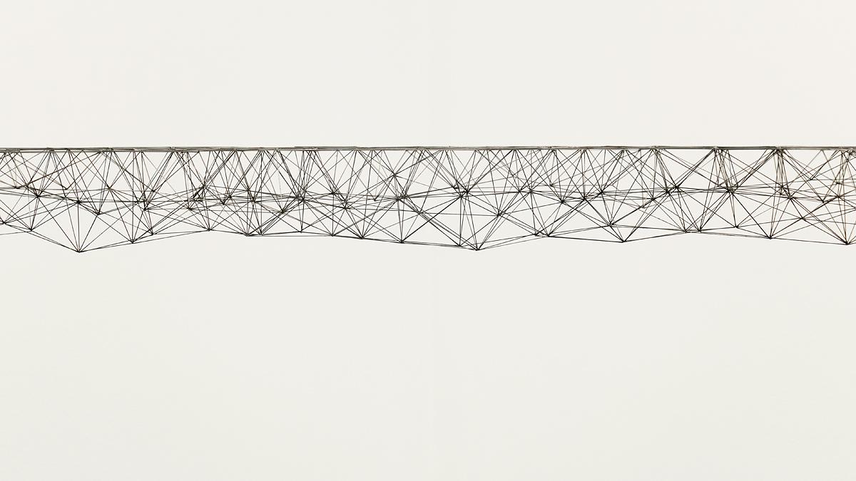 flow  (detail), 2018, PETER TREVELYAN