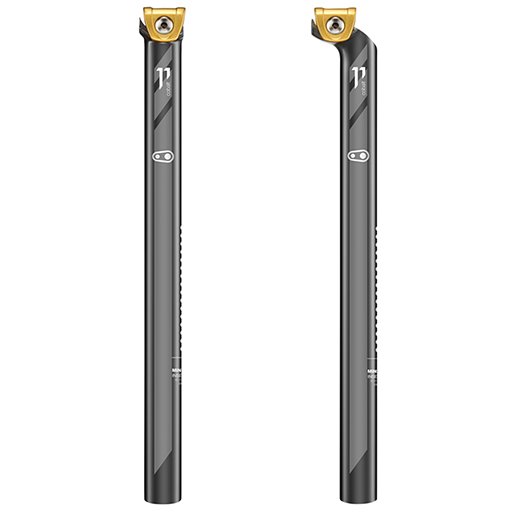 Cobalt 11 Seatpost 400mm Travel, Straight/Setback (Size 27.2/30.9/31.6) - SGD $260