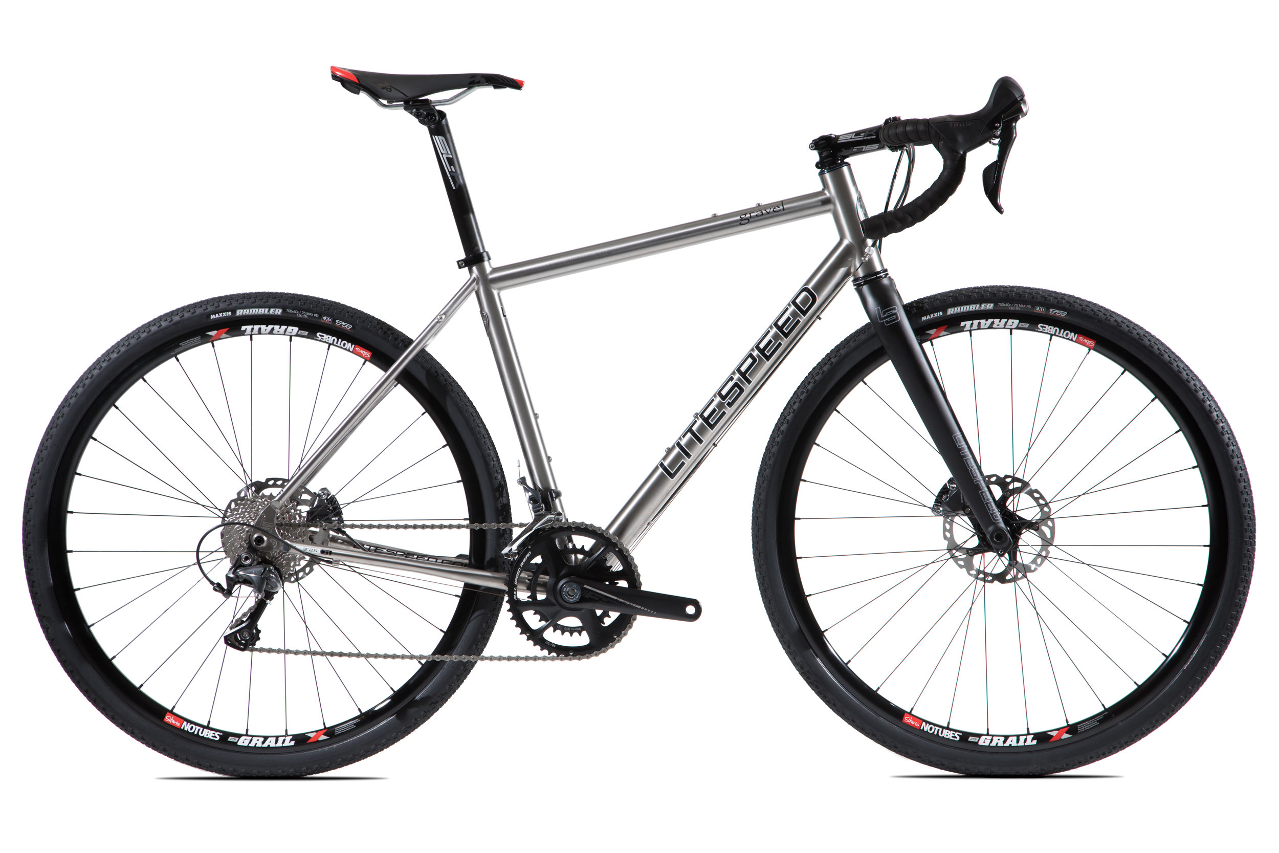 Gravel - 700c setup  [Price listed of frame only]   SGD $3,695  | Specifications:   Here