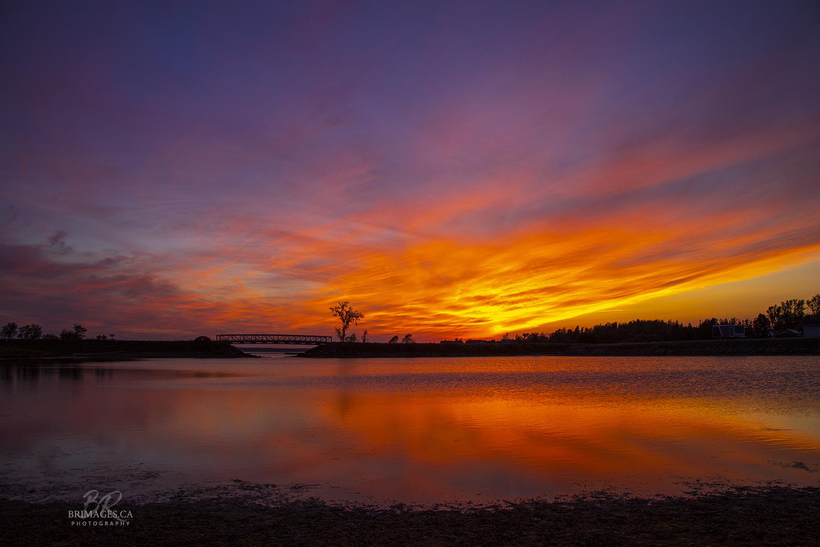 sunset-pointe-du-chene-new-brunswick-canada (5) -BRimages.ca