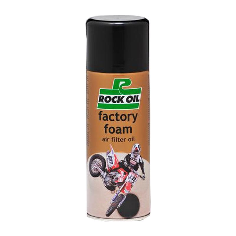 factory foam air filter oil aerosol