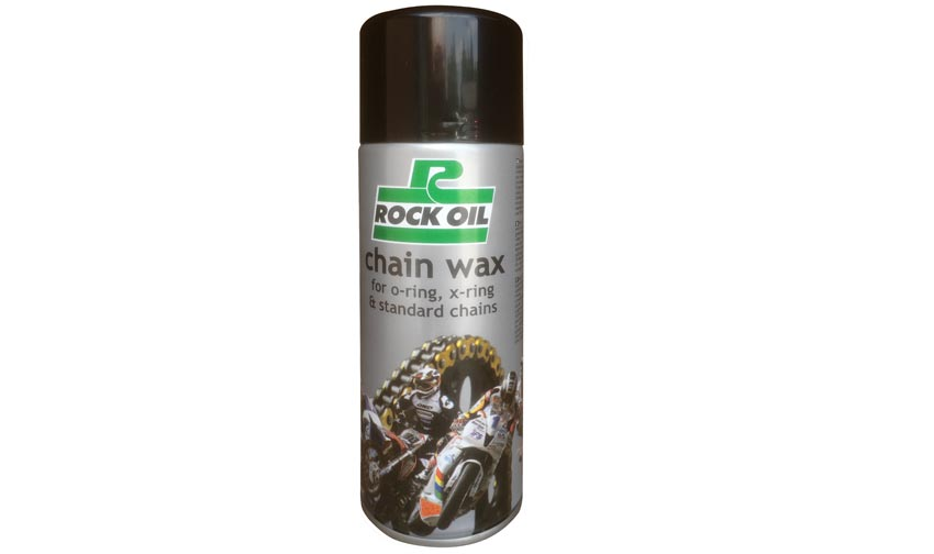 chain wax FOR 0-RING, X-RING & STANDARD CHAINS