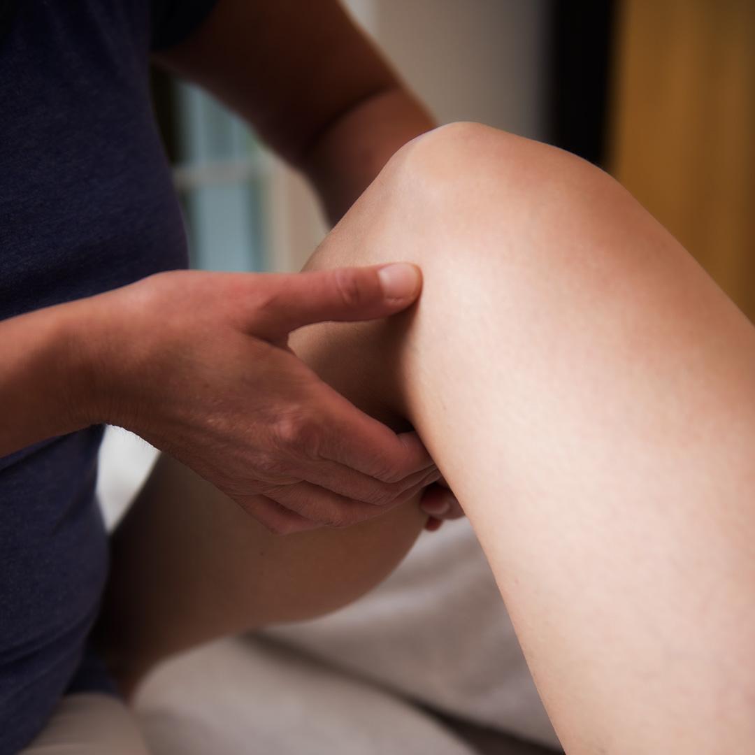 Lymphdrainage -