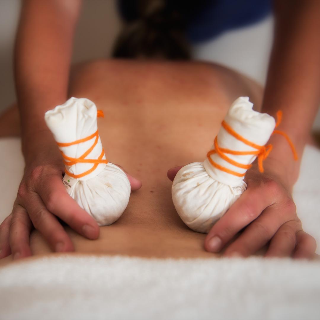 Wellness-Massagen -
