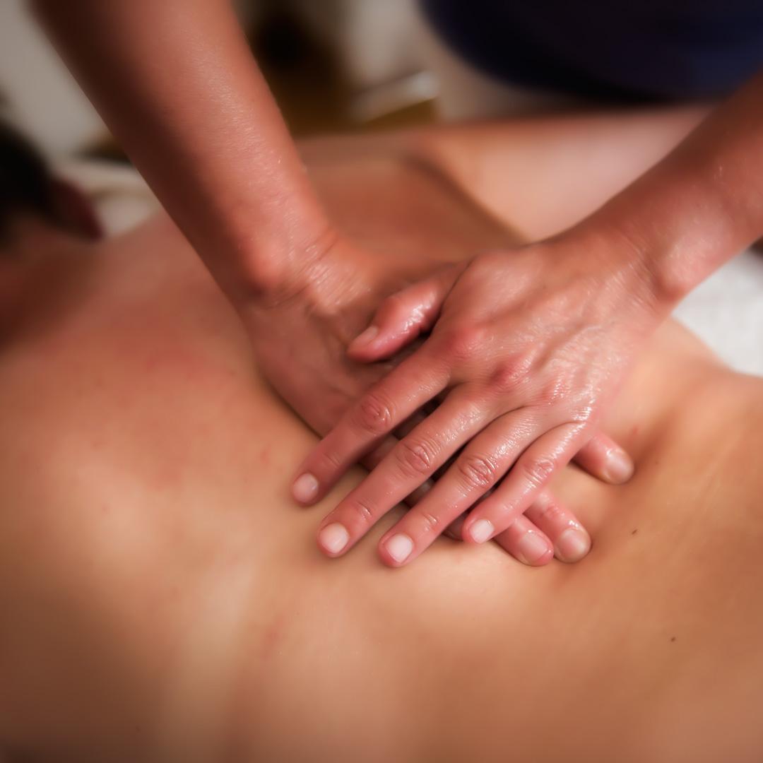 Klassische Massage -