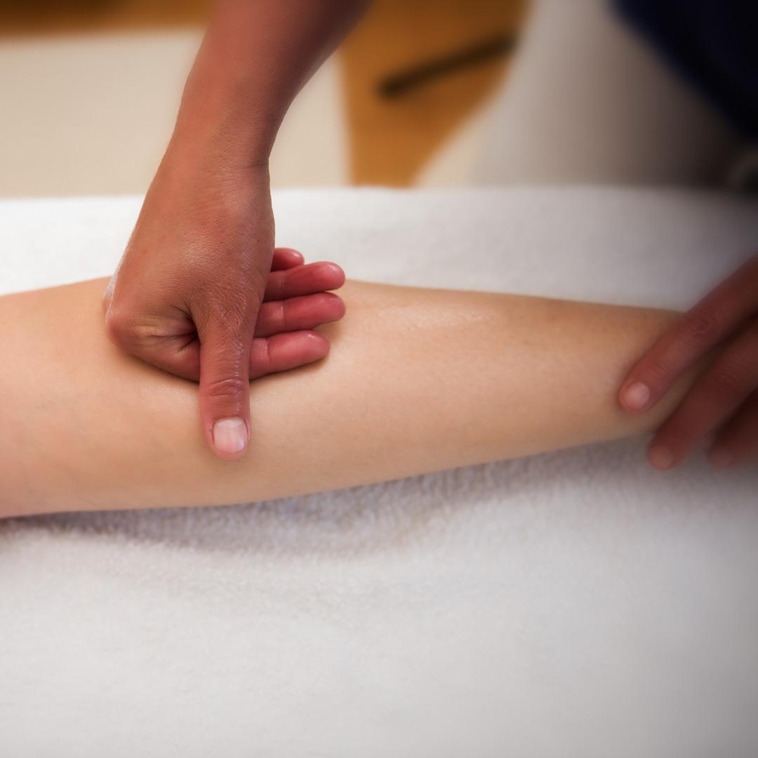 Sport-Massage -