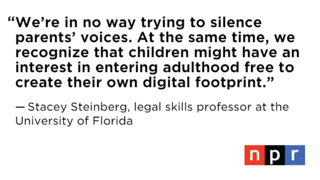 Stacey's research has been quoted  extensively  in many news outlets including NPR.
