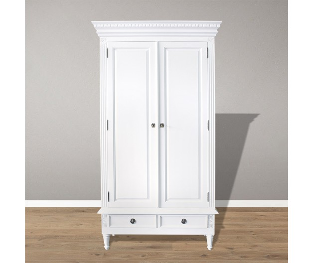 1302 - Gustavian wardrobe
