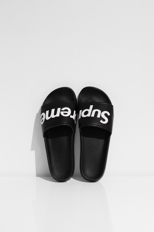 Supreme Flip Flops