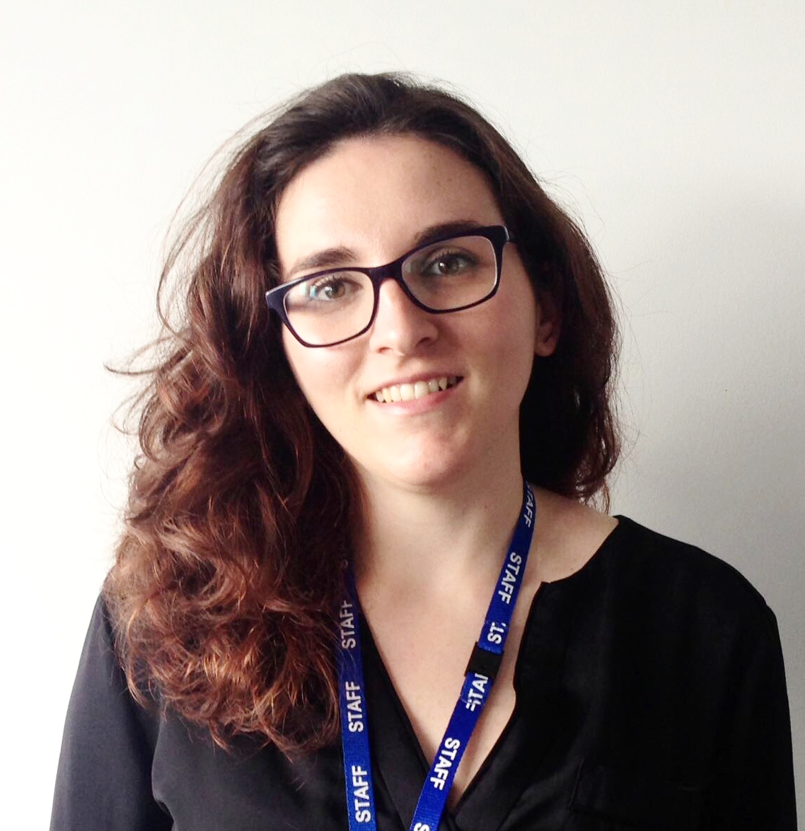 Giorgia Raci, R&D Team Leader  Giorgia's background before joining Mimica was in food quality control labs so she takes a very thorough approach to developing formulations that accurately mimic food.