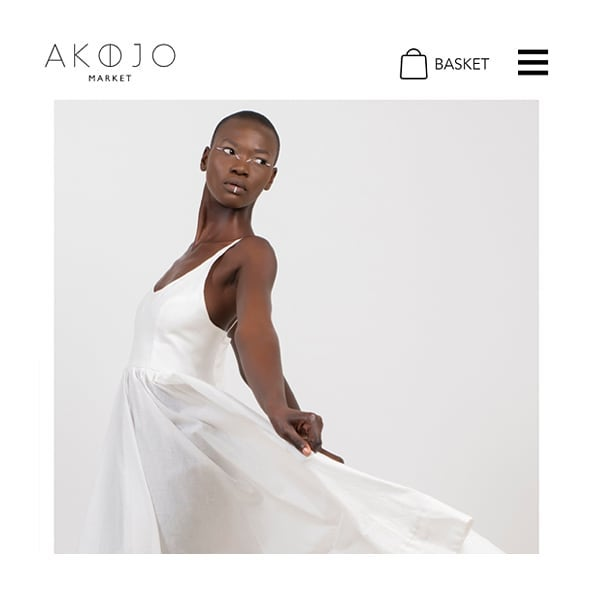 Support some fabulous independent designers with the @akojomarket summer sale now on! #sustainablefashion #ethicalfashion #summer #summersale #fashiondesigner #independentdesigner #africanculture