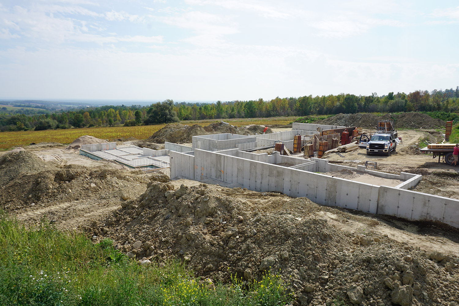 wayback architects Stone Vardegaard Modern Concrete creemore ontario  - Brother Foundation.jpg