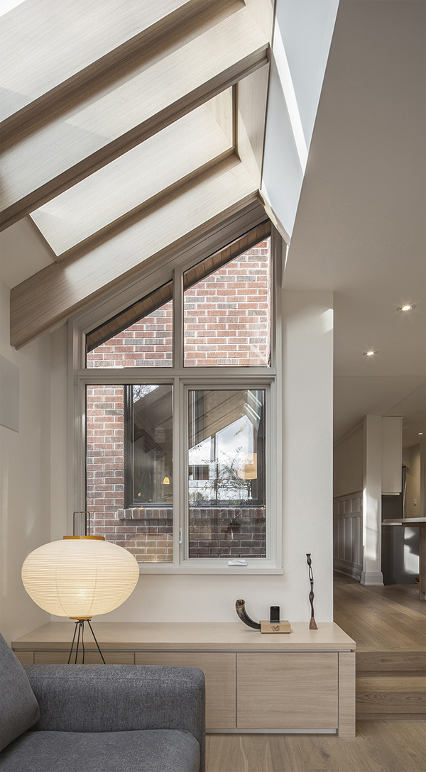Burnaby Addition Toronto_Skylight_Architect Designed Custom_Modern Addition_Oak_Noguchi.jpg