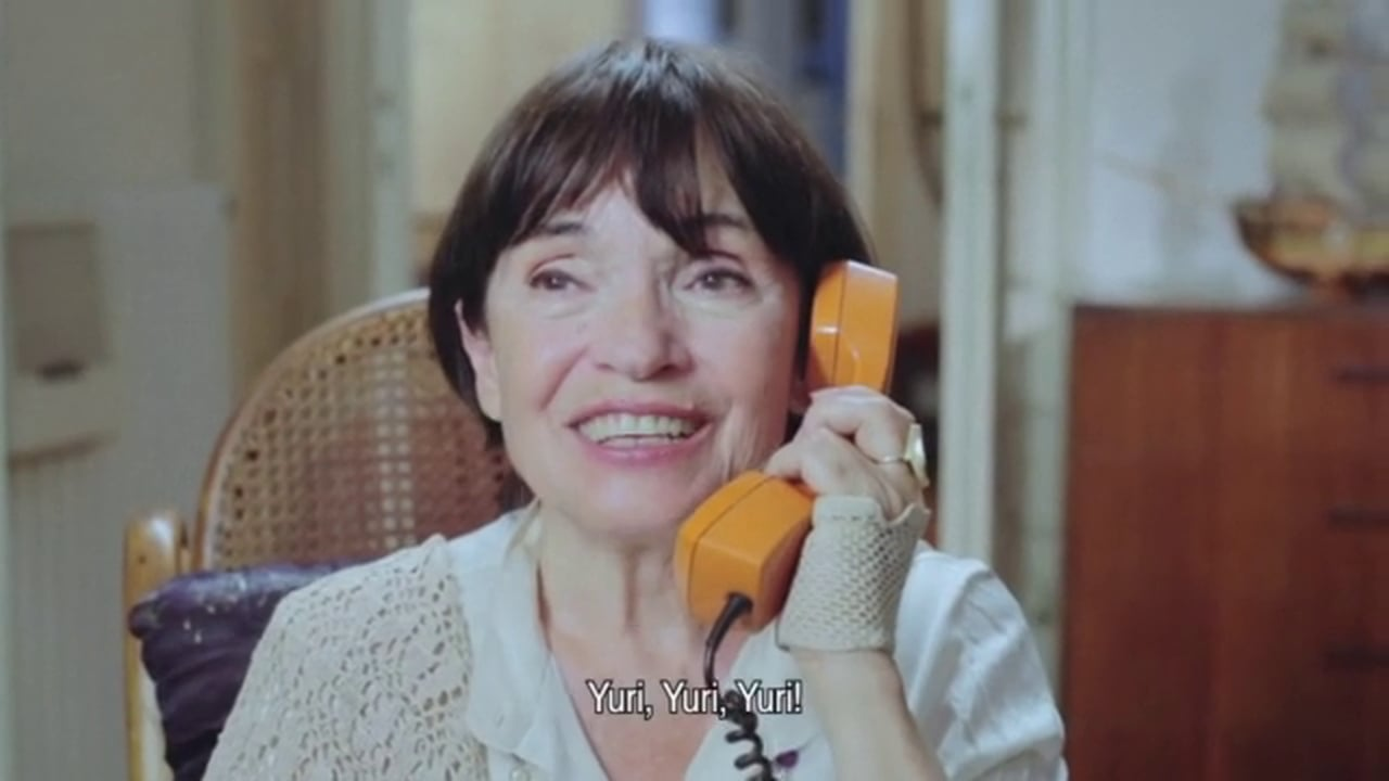 YURI ON THE PHONE    Short Film