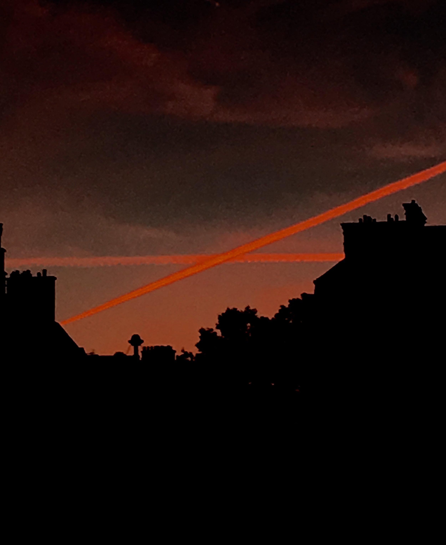 RED LIGHT AT THE COMÉDIE FRANÇAISE