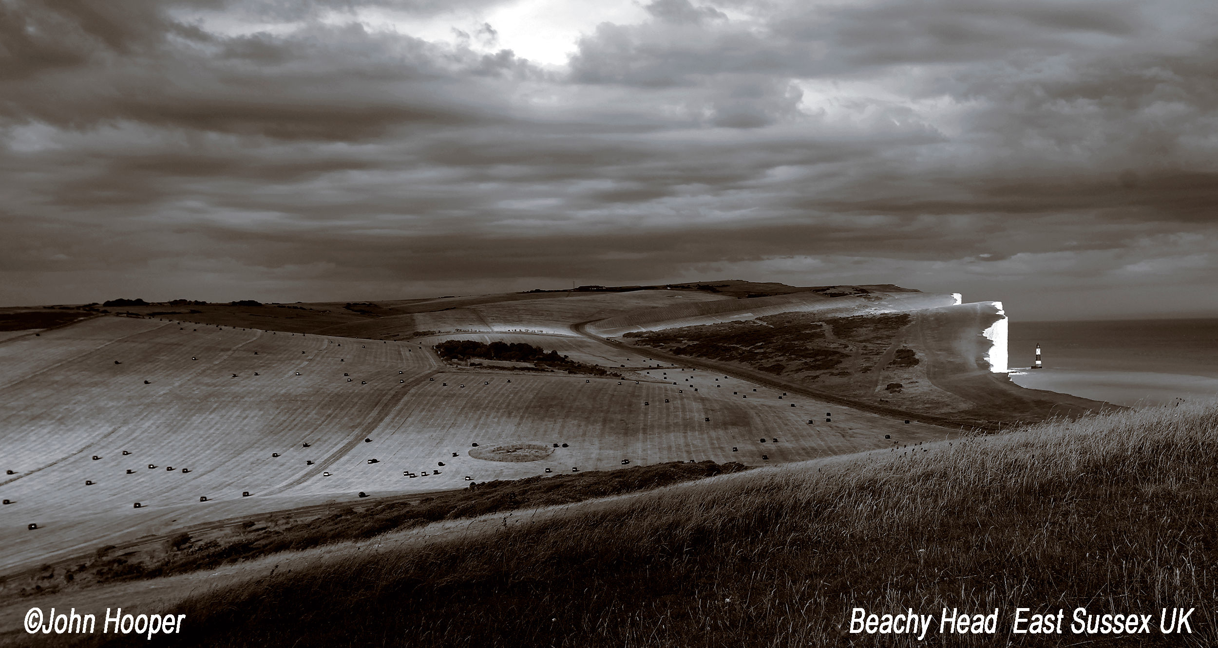 Baechy Head, East Sussex