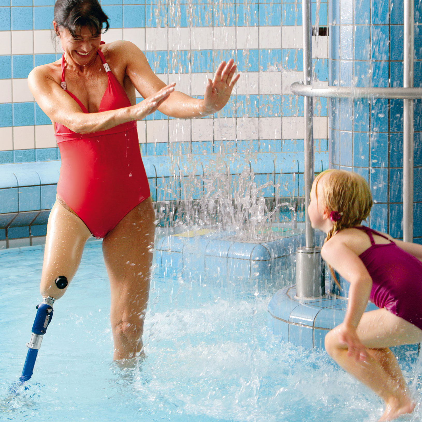Lower Extremity Prosthetics - Click to View >>
