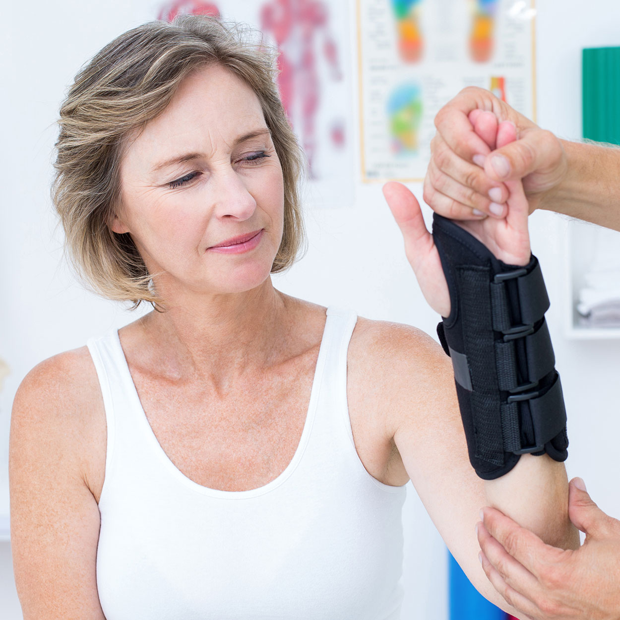 Upper Extremity Orthotics - Click to View >>