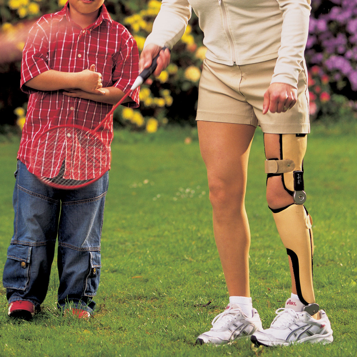 Lower Extremity Orthotics - Click to View >>