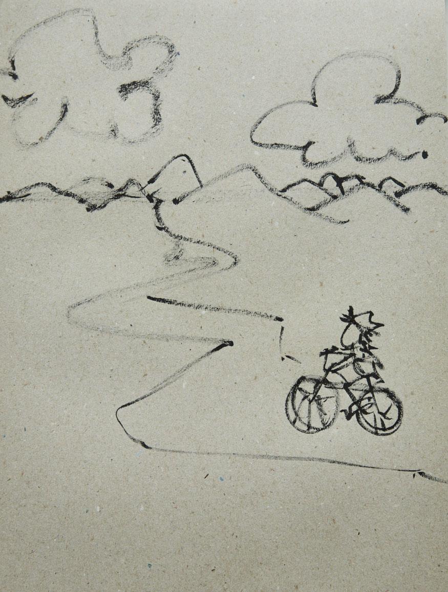 """Langsam Reisen    Ein großer Umbruch in meinem Leben (wieder einmal).Unbändige Sehnsucht (schon wieder).  Also ein Mountainbike gekauft, zwei Fahrradtaschen und ein Ticket nach Shanghai.  Nach 17 schlaflosen Flugstunden das Fahrrad am Flughafen zusammen gebaut, in den Sattel und los geht`s.  Von Shanghai entlang dem Yangtsekiang führt die Reise quer durch China bis nach Chengdu in der Provinz Szechuan. Dazwischen liegen unglaublich viele Eindrücke und Begegnungen. Wer es genau wissen möchte, bitte in meinem Blog ............ nachlesen.  Mentortätigkeit an der ersten Waldorfschule Chinas hier in Chengdu. Es hat sich so ergeben und ich blieb eine Weile, fasziniert von der Offenheit und Herzlichkeit der Menschen. Außerdem hatte ich eine Schwäche für """"Hotpot"""" entwickelt: kleine Tische auf der Strasse mit Vertiefungen in der Mitte, wo eine Schüssel mit heißer Suppe unterschiedlicher Schärfe hineinkommt. Dann das größte überhaupt: man bekommt einen Korb mit dem man sich Spießchen aussuchen kann: allein 100 (hundert) verschiedene Gemüsesorten (ich habe es zweimal nachgezählt), dann noch verschiedene Arten von Tofu und Pilzen, Meeresfrüchte und Fleisch. Die Spießchen werden in der heißen Suppe am Tisch gegart und nach dem Verzehr in einem Kübel abgelegt (hineingepfeffert geht auch). Die Bezahlung richtet sich nach der Anzahl und der Größe der Spieße. Sehr empfehlenswert.  Die Reise führte weiter zum Mt. Everest (Basis auf etwa 4.500m), nach Lhasa (über viele 5.000er hinauf) , weiter nach Nepal (viele 5.000er hinunter), und endete in Thailand in einem Treffen mit einem Hai in 18m Tiefe."""
