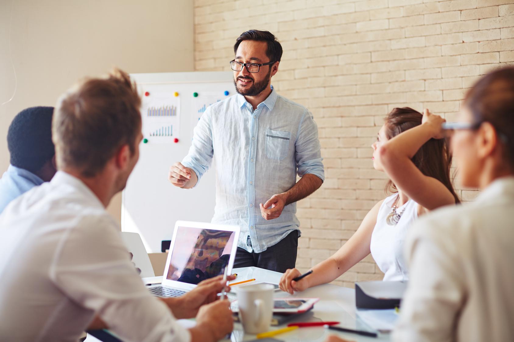 Projekt Przywództwo - Where leaders meet