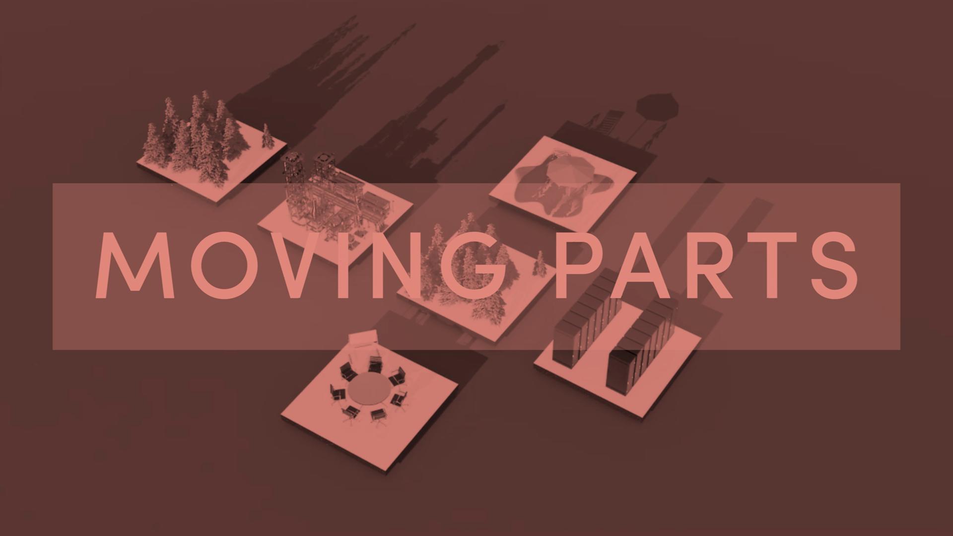 Macro-Szenario: Moving Parts
