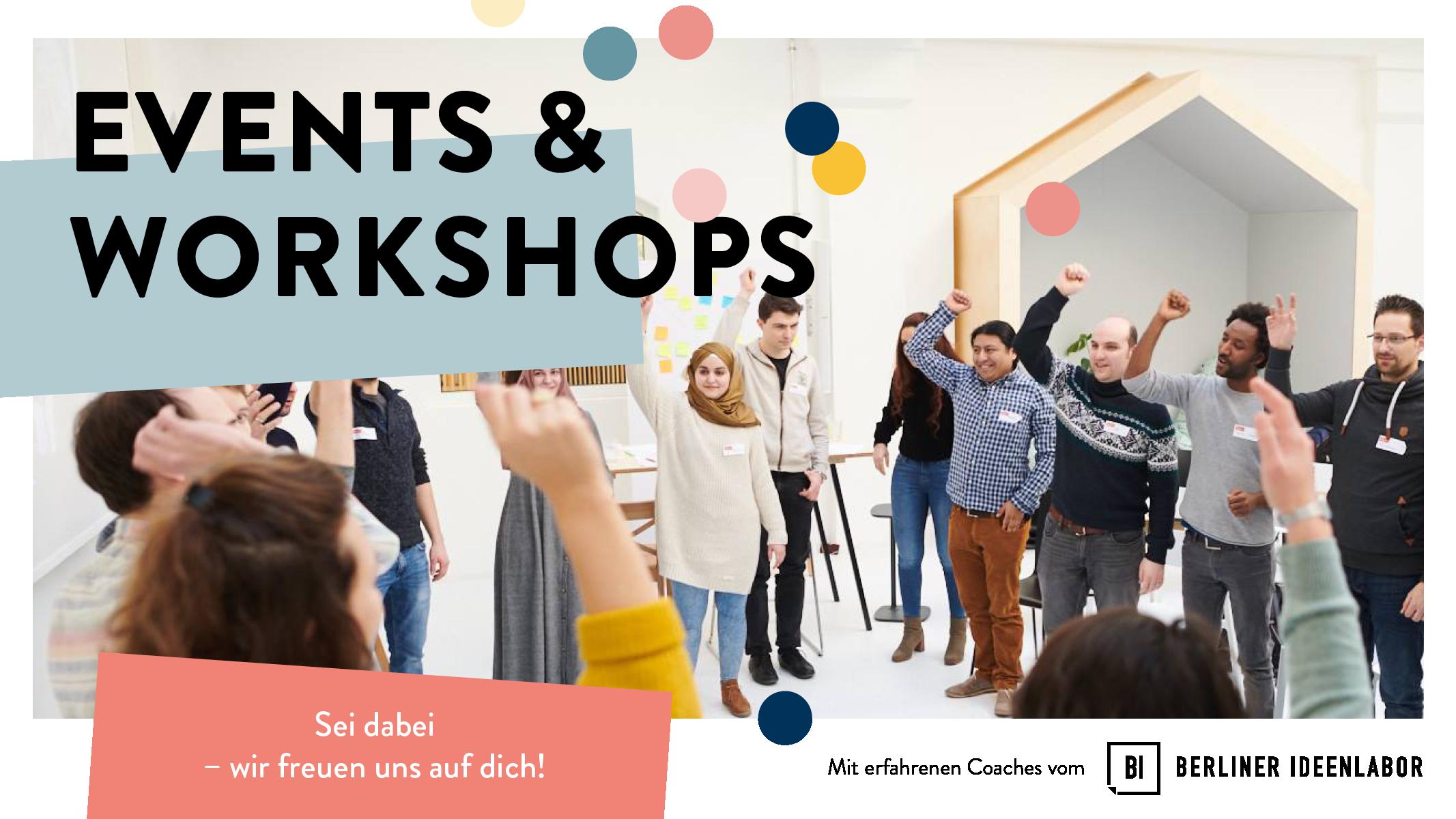 Events und Workshops