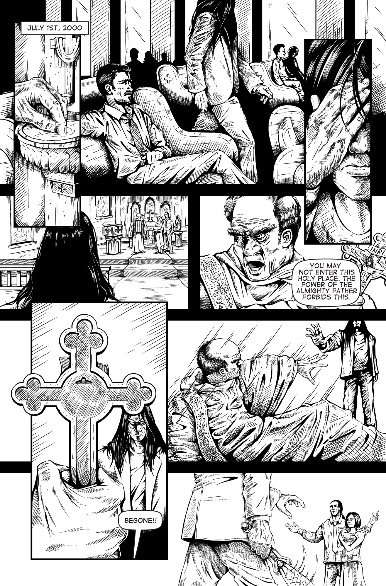 Soulbinder Issue 2, Page 5