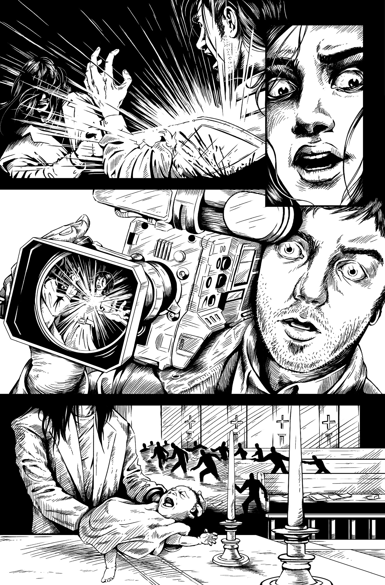 Soulbinder Issue 2, Page 6