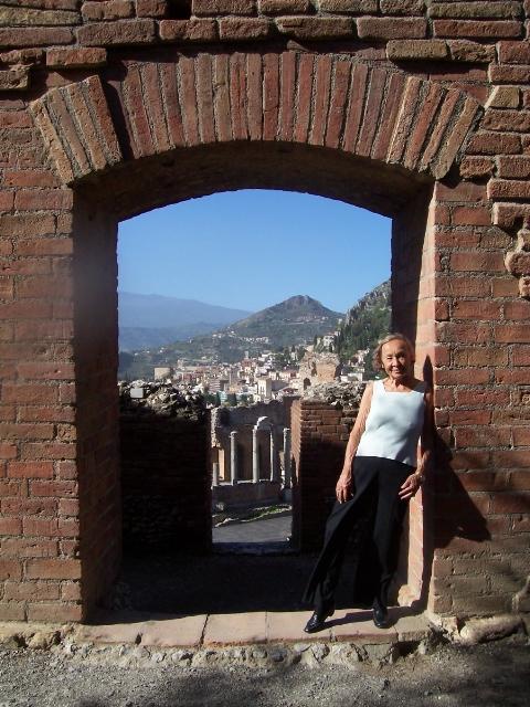 Chris Downing in Taormina, Sicily.jpg
